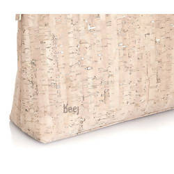 Laptop Tote - Natural Cork