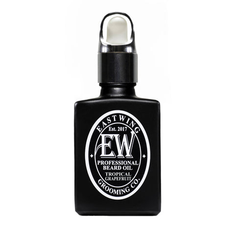 EastWing Grooming Co Tropical Grapefruit Beard Oil 30ml