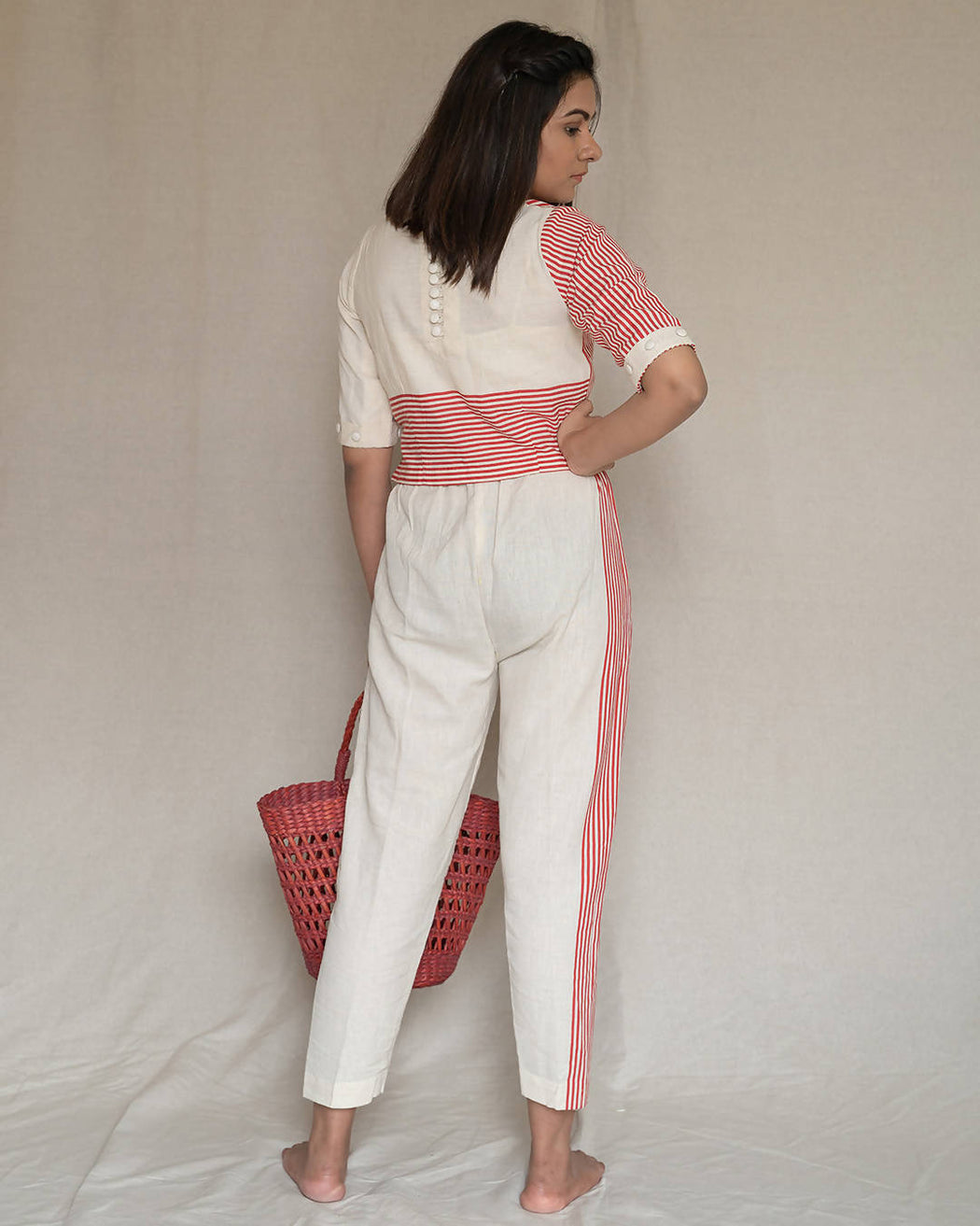Single Stripes Timeline Pants