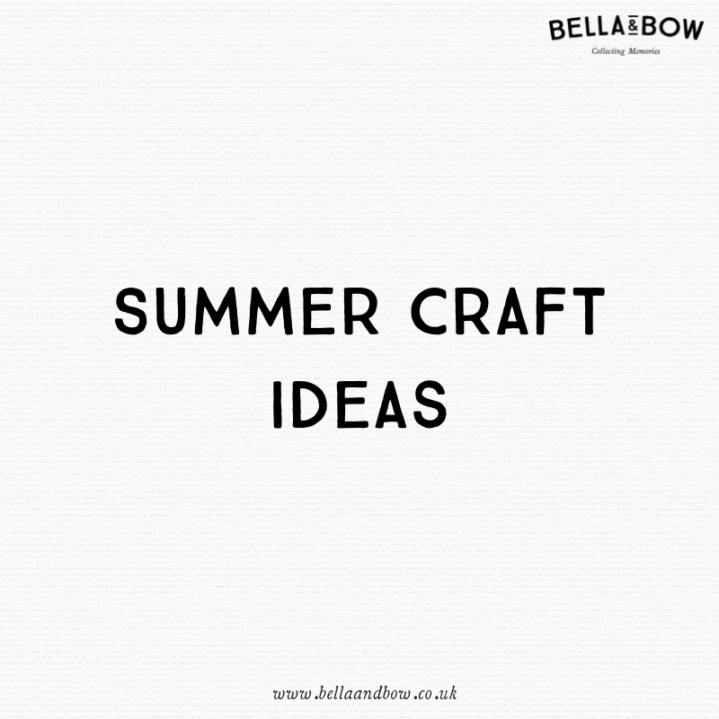 Summer craft ideas