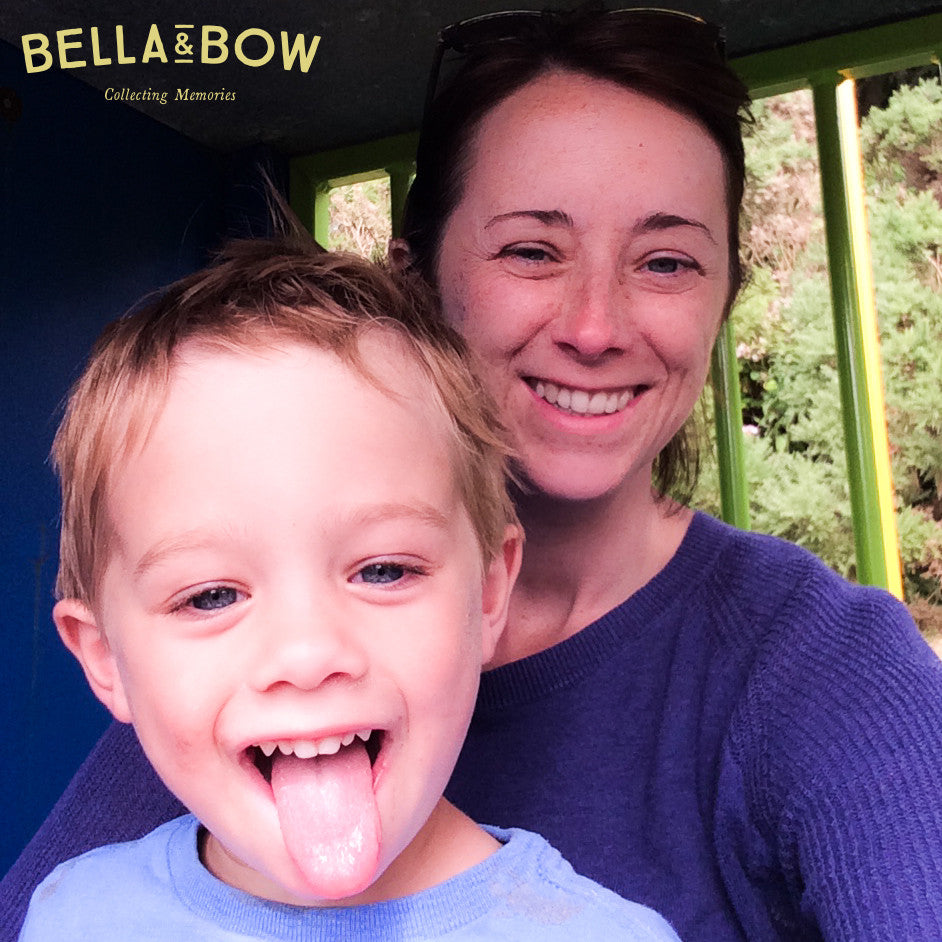 The Family Behind Bella & Bow