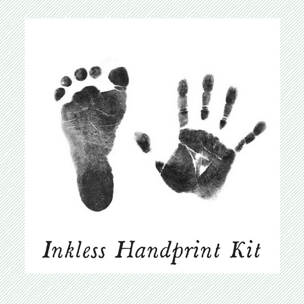 Inkless Handprint Kit