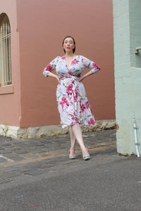 Siera Wrap Dress