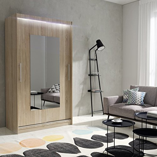Ye Perfect Choice Brand New Modern Bedroom Mirror Sliding Doors