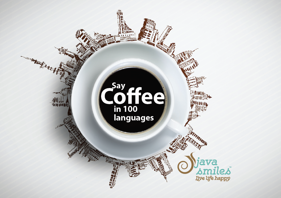 How to say coffee in 100 languages