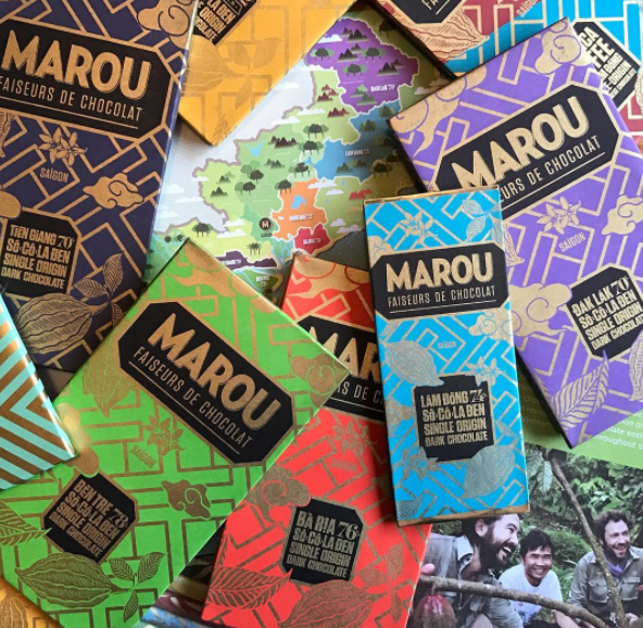 Cinq à Sept with MAROU Chocolat: Friday June 9