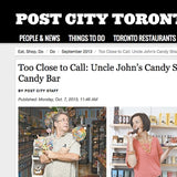 Post City interviews The Candy Bar