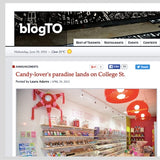 blogTO reviews The Candy Bar