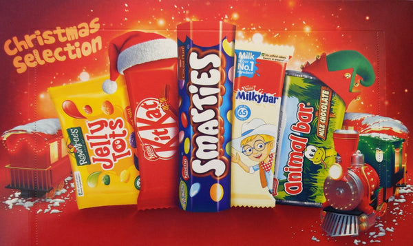 Nestle Selection Box at The Candy Bar