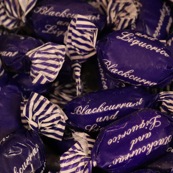 Blackcurrant and Liquorice - Pick'n'Mix - The Candy Bar Toronto