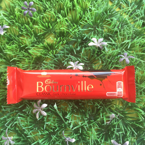 Cadbury Bournville Classic Dark Chocolate Bar