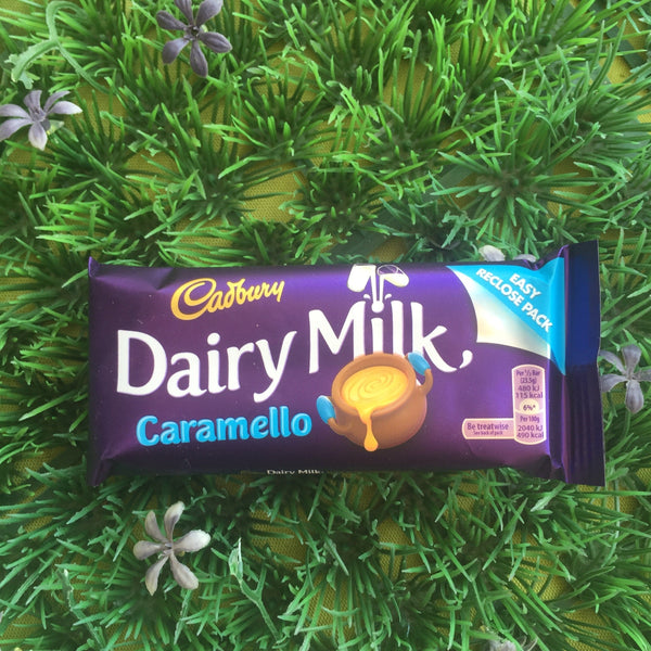 Cadbury Dairy Milk Caramello Chocolate Bar