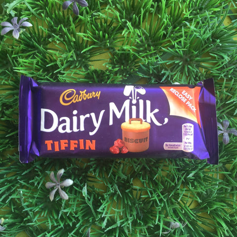 Cadbury Dairy Milk Tiffin Chocolate Bar