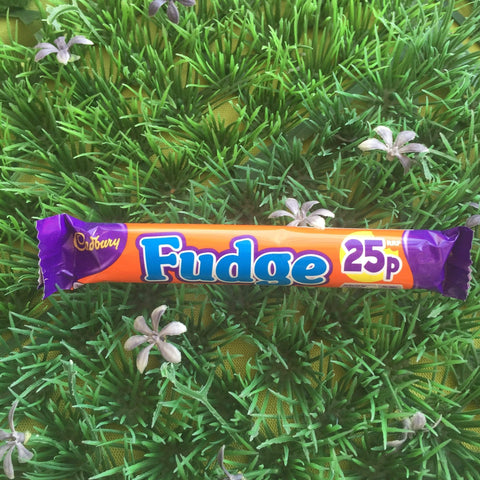 Cadbury Fudge Chocolate Bar
