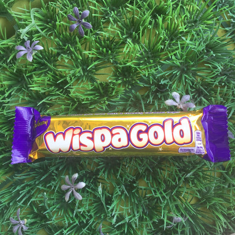 Cadbury Wispa Gold Chocolate Bar