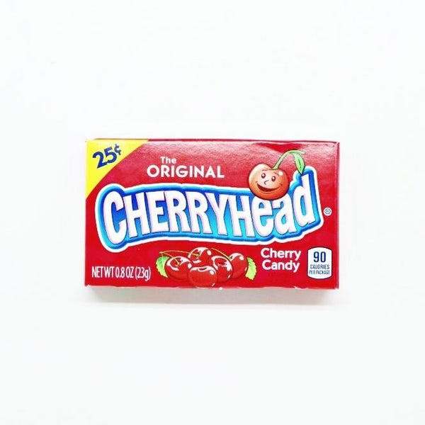 Cherryhead at The Candy Bar