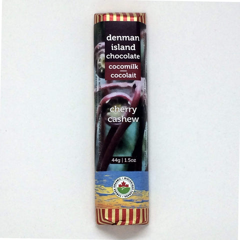 Denman Island Chocolate Cherry Cashew