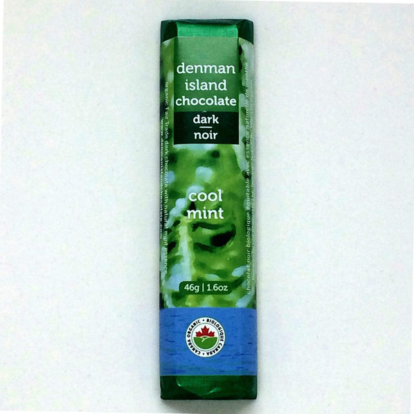 Denman Island Chocolate Cool Mint