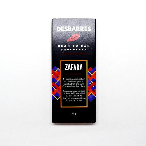 Desbarres-Zafara at The Candy Bar