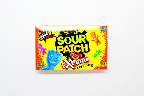 Extreme-Sour-Patch-Kids at The Candy Bar