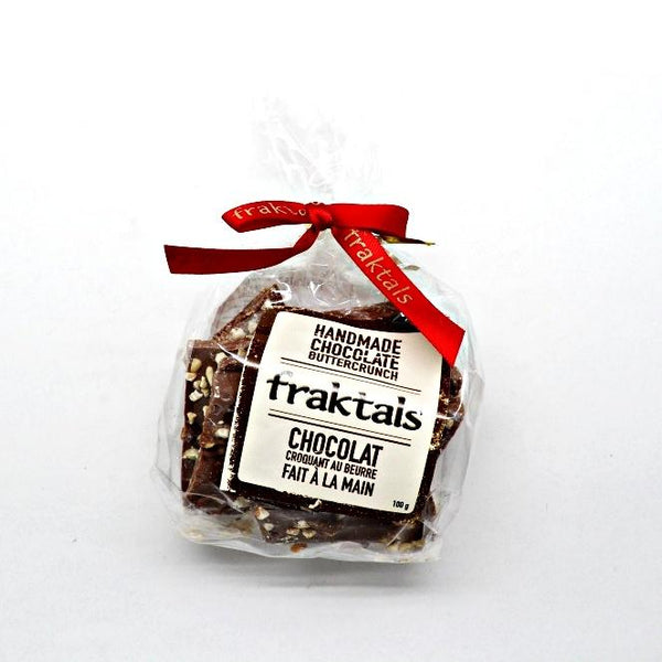 Milk-Chocolate-Fraktals at The Candy Bar