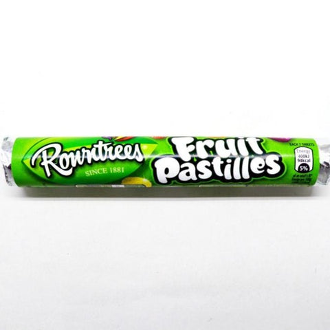 Fruit-Pastilles-Tube