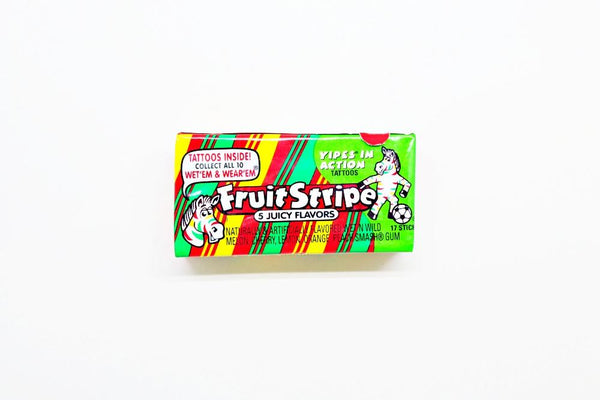 Fruit-Stripe-Gum at The Candy Bar