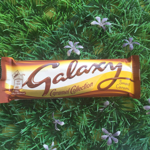Galaxy Caramel Collection Chocolate Bar