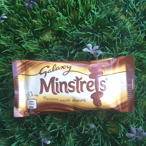 Galaxy Minstrels Chocolate