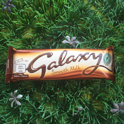 Galaxy Smooth Milk Chocolate Bar