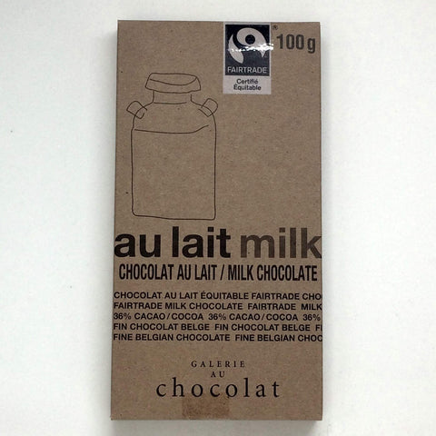 Gallerie au Chocolat Milk Chocolate