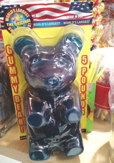 Giant Gummy Giant Bear