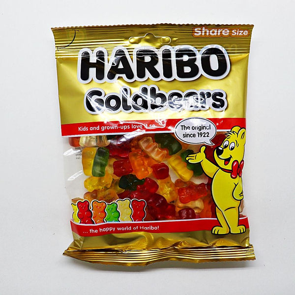 Haribo-Gold-Bears at The Candy Bar