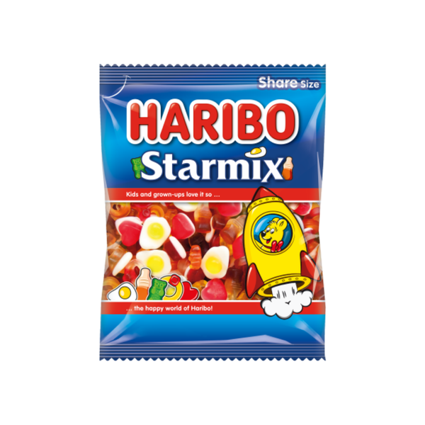 Haribo Starmix at The Candy Bar Toronto