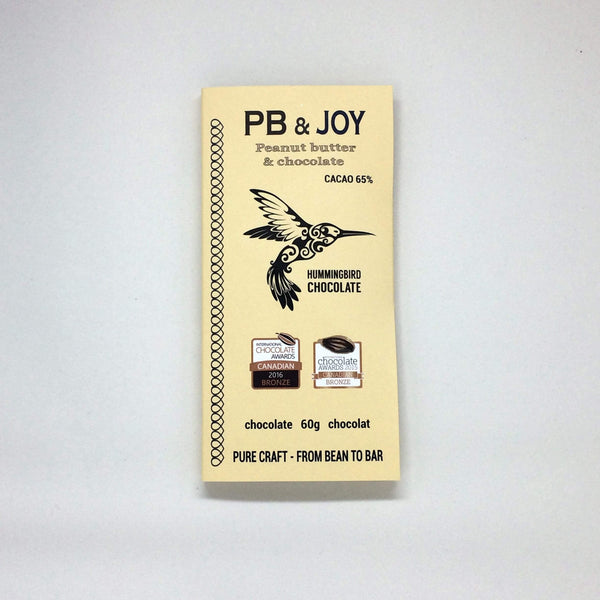 Hummingbird Chocolate PB & Joy