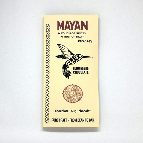 Hummingbird Chocolate Mayan