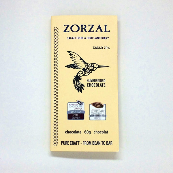 Hummingbird Chocolate Zorzal (Dominican Republic)