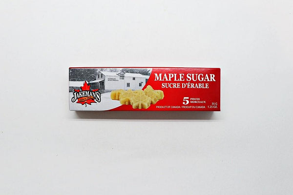 Jakeman's-Maple-Sugar-Candies at The Candy Bar