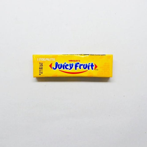 Juicy-Fruit-Gum at The Candy Bar