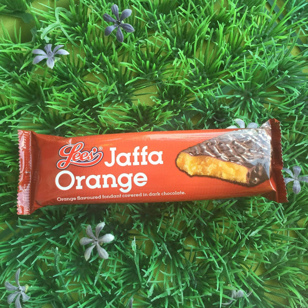 Lee's Jaffa Orange Chocolate Bar