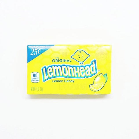 Lemonheads at The Candy Bar