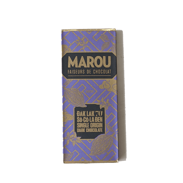 Marou Chocolate Dak Lak 70% at The Candy Bar Toronto