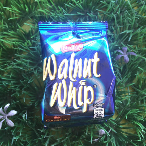 Nestle Walnut Whip Chocolate Bar