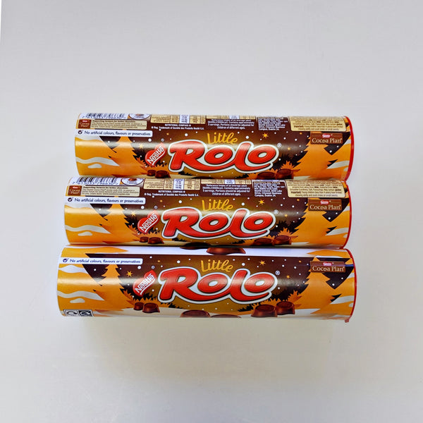 Rolo Tubes at The Candy Bar