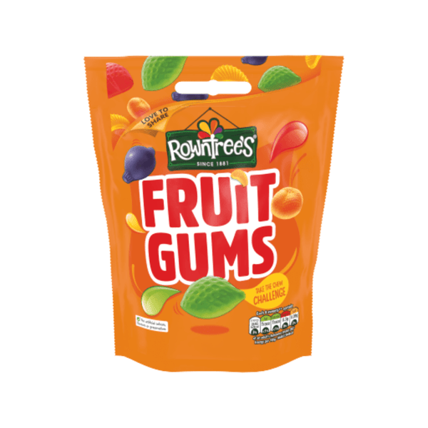 Rowntree s Fruit Gums Pouch at The Candy Bar Toronto