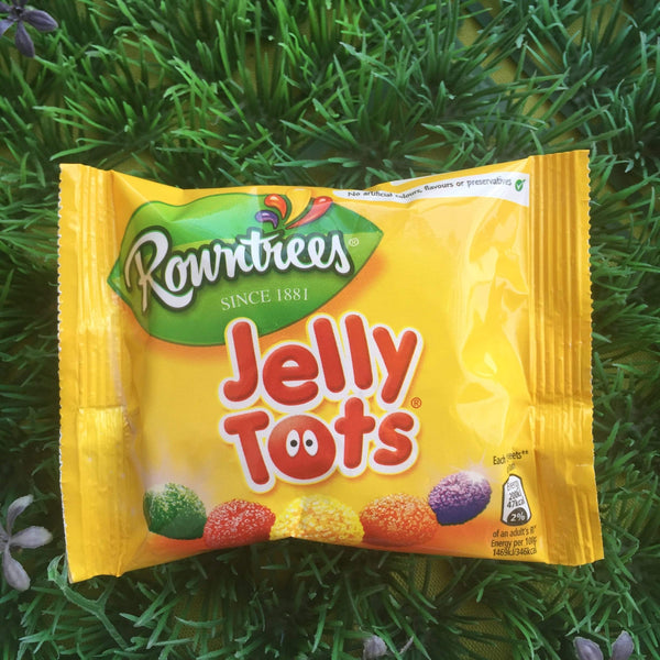 Rowntrees Jelly Tots Candy