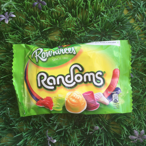 Rowntrees Randoms Jelly Candy