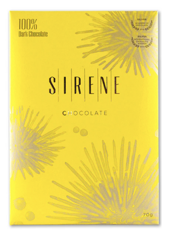 Sirene Chocolate 100% Dark Chocolate at The Candy Bar Toronto