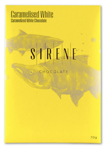 Sirene Chocolate Caramelized White
