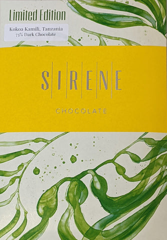 Sirene Chocolate Limited Edition Kokoa Kamili 73% dark at The Candy Bar Toronto